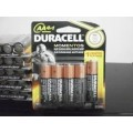 PILAS AA PACK 4+1 DURACELL