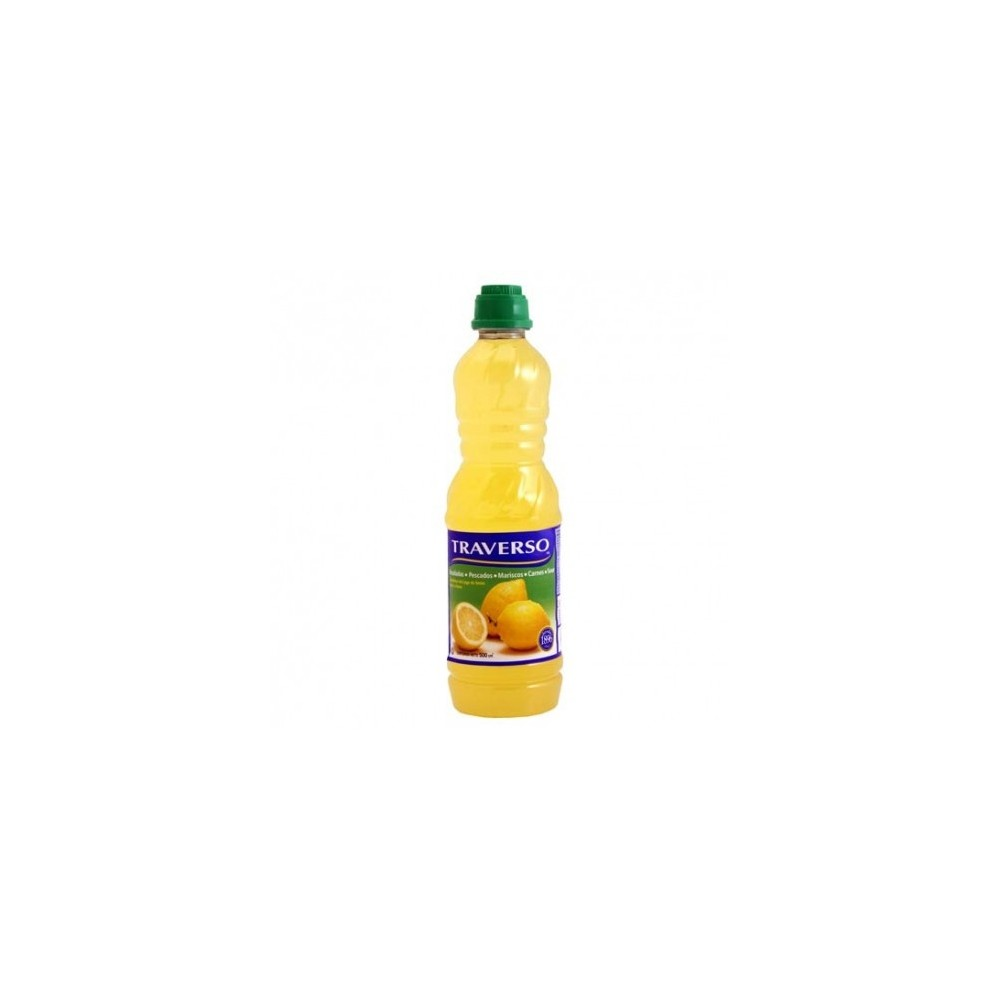 JUGO DE LIMON TRAVERSO 500ML