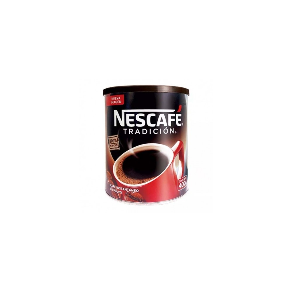 CAFE NESCAFE 400 GR POLVO