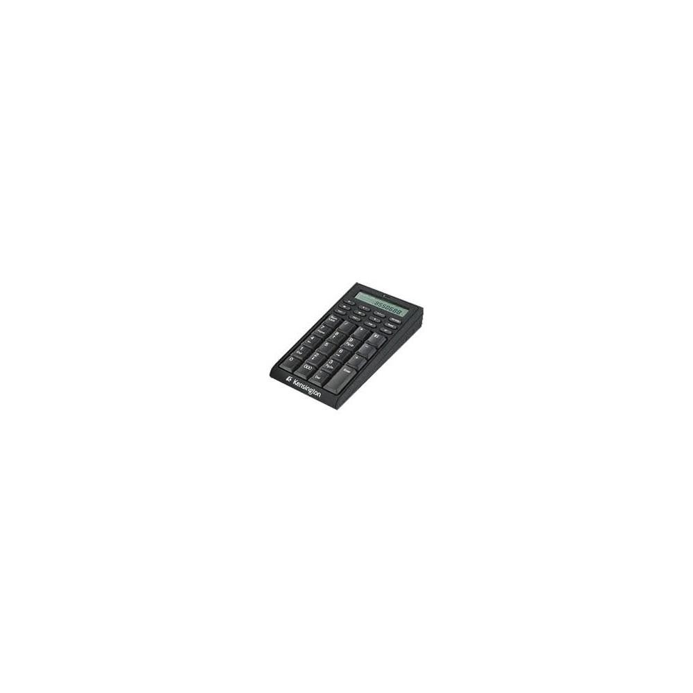 TECLADO USB NUMERICO CALCULADORA  + 2USB KENSINGTON K72274